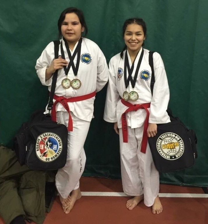 PCHS, GGEC students win medals in provinvial taekwon-do.jpg