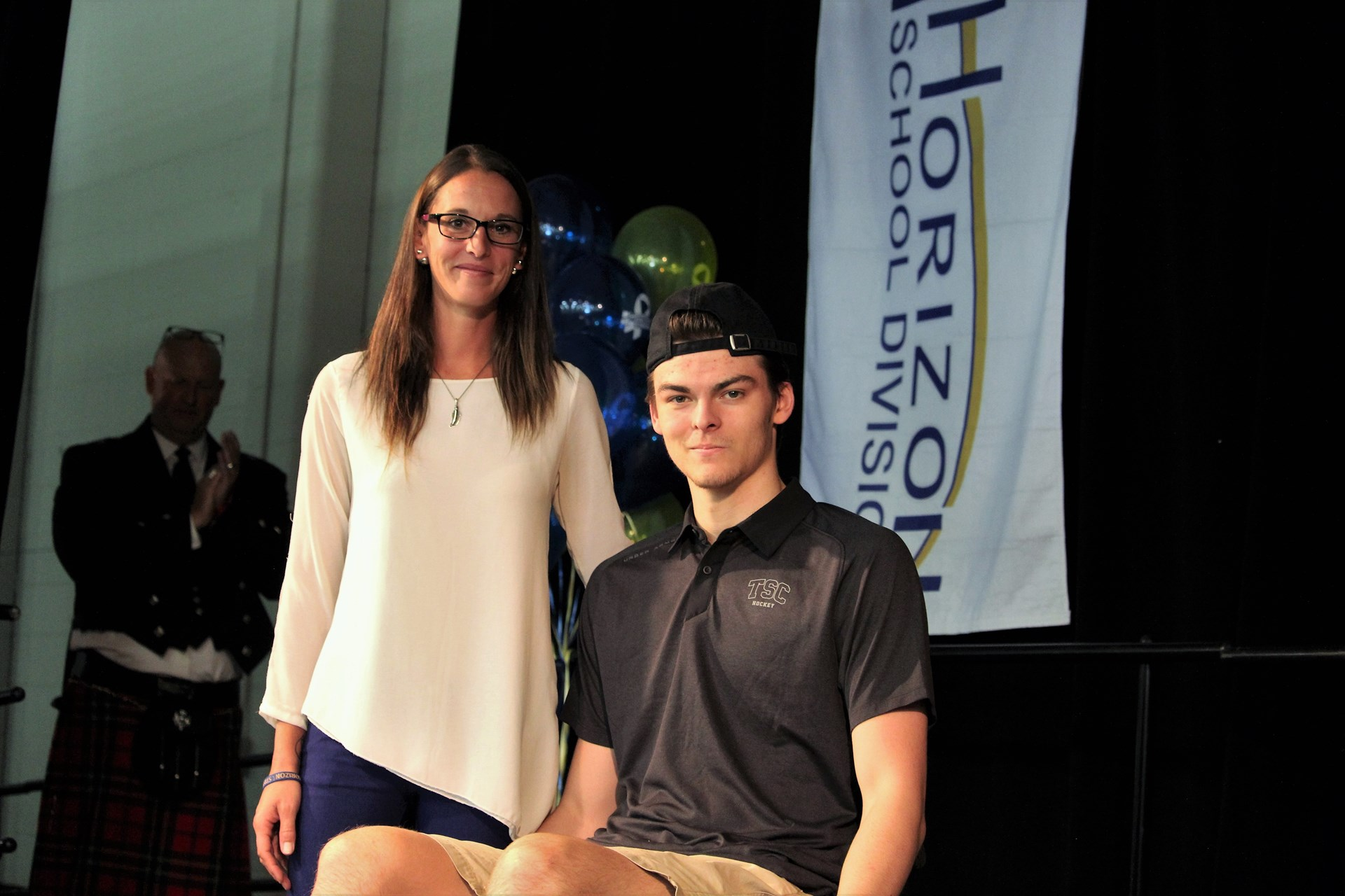 Trustee, Jolene Koopman and Jacob Wasserman.JPG